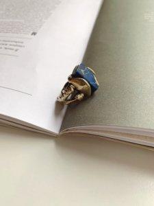 Кольцо с лазуритом image featured